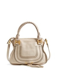 Chloé Medium Marcie Leather Satchel