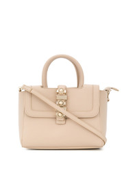 Versace Jeans Pebbled Tote