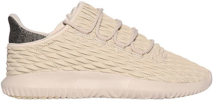 new styles b3b73 fa578 $84, adidas Tubular Shadow Leather Sneakers