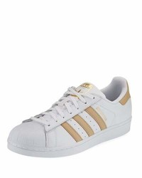 adidas Superstar Lace Up Sneaker