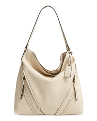 Sole Society Destin 2 Faux Leather Hobo Bag