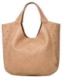 Masterpiece perforated vegan leather tote medium 731484