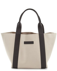 Brunello Cucinelli Reversible Small Nubuck Tote Bag