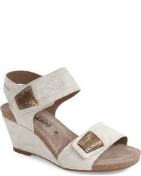 Jackie wedge sandal medium 624136