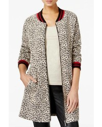 Leopard duster jacket medium 3650131