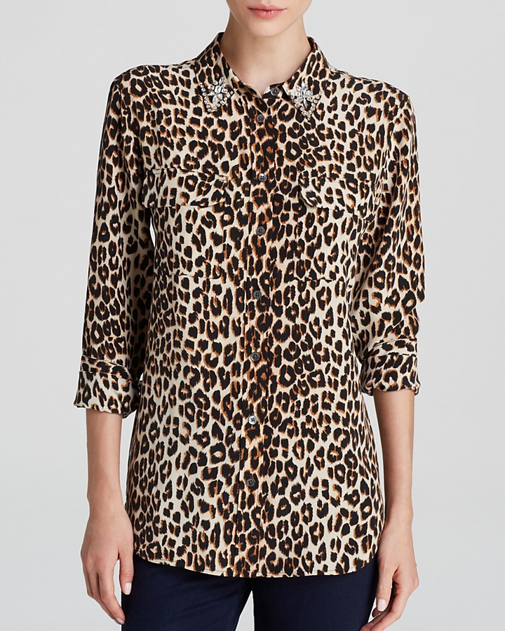 Where To Buy A Leopard Print Blouse 76
