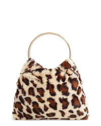 Sole Society Loray Faux Fur Bag