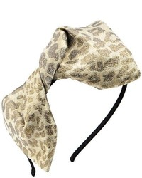 Luxe fabric bow headband medium 259500