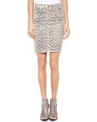 The soho zip stiletto pencil skirt medium 36538