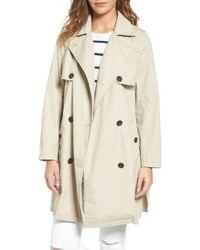 Abroad trench coat medium 1249231