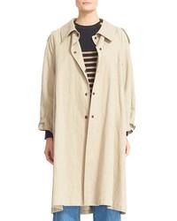 Cotton linen coat medium 1201174