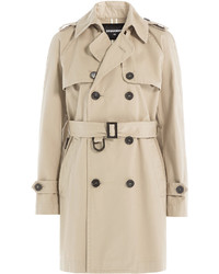 Dsquared2 Cotton Trench Coat