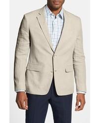 Nordstrom Regular Fit Linen Blazer