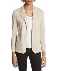 Majestic Filatures Stretch Linen Blazer