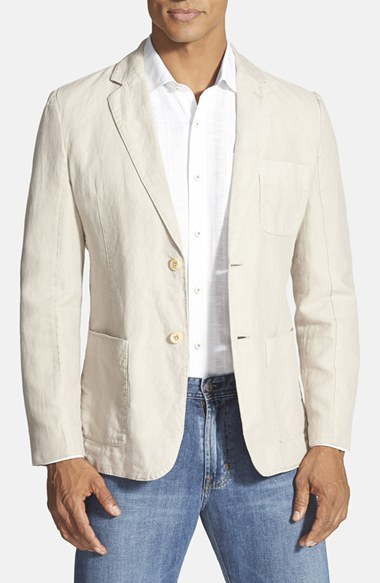 Tommy Bahama Milano Lino Cotton Linen Sport Coat Where