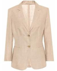 Max Mara Vello Linen Jacket