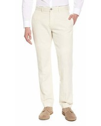 Leonard slim leg cotton linen chinos medium 6985601