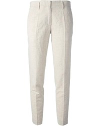 Forte Forte Cropped Slim Trousers
