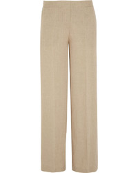 Theory Grinetta Linen Wide Leg Pants