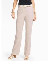 Talbots European Linen Heritage Linen Pants