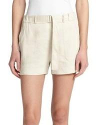 Vince Belted Shorts