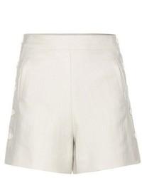 Loro Piana Bermuda Leo Linen Shorts