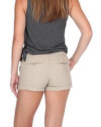 Shopgoldies Linen Shorts