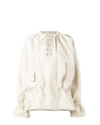 JW Anderson Lace Up Front Top