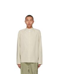 Lemaire Beige Blouse Shirt