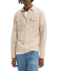Levi's Jackson Worker Solid Button Up Shirt