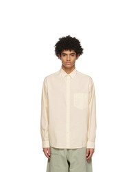 Jacquemus Off White La Chemise Simon Shirt