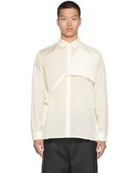 Ambush Off White Nylon Harness Shirt