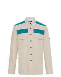 Pocket detail shirt medium 7554312