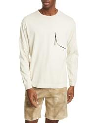 1017 Alyx 9Sm Axis Zip Pocket T Shirt