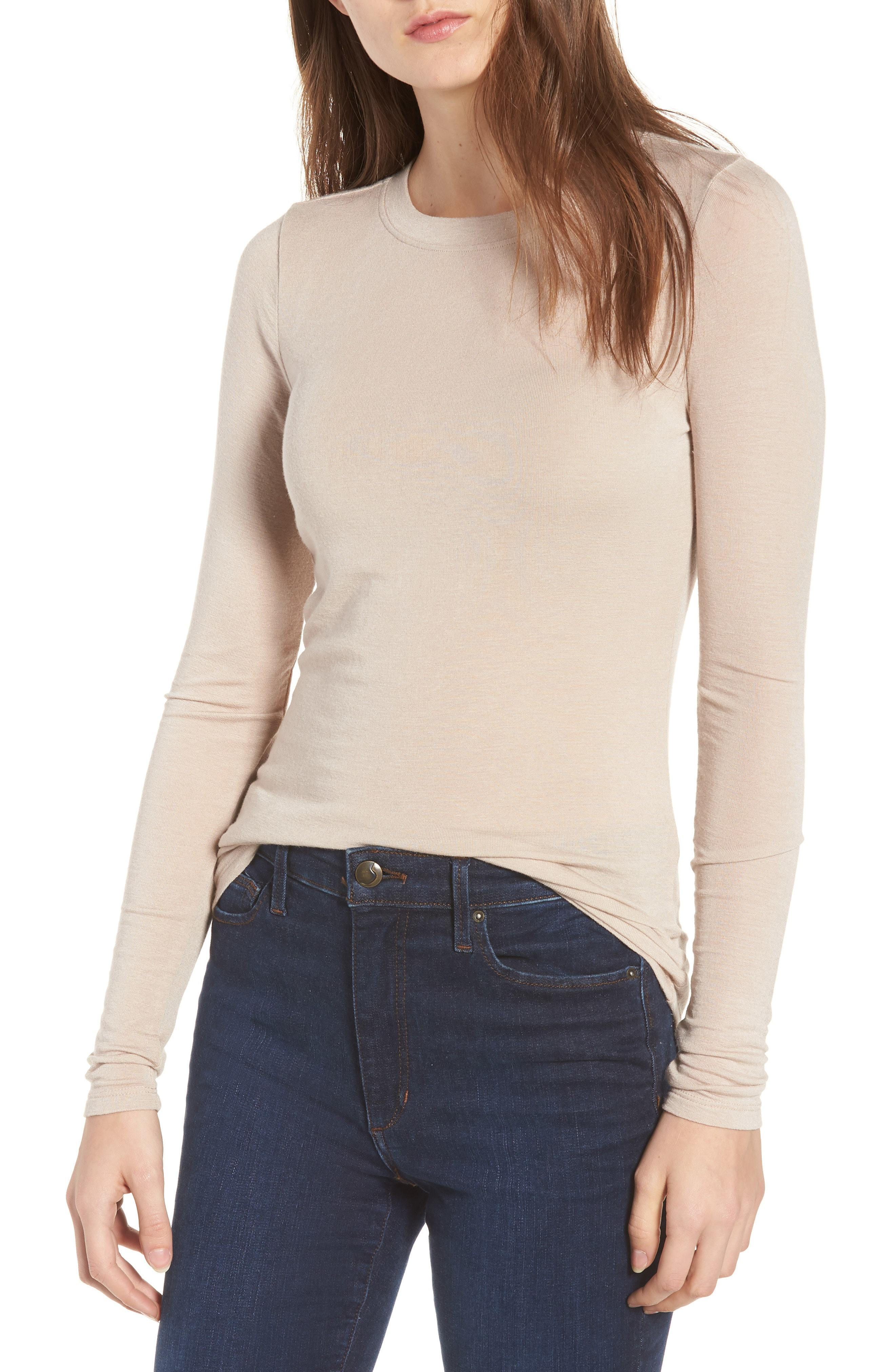 Trouve Layering Tee