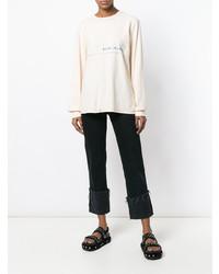 Eckhaus Latta Longsleeved T Shirt