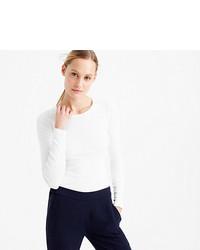 J.Crew Petite Perfect Fit Long Sleeve T Shirt