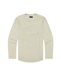 Goodlife Triblend Scallop Long Sleeve T Shirt