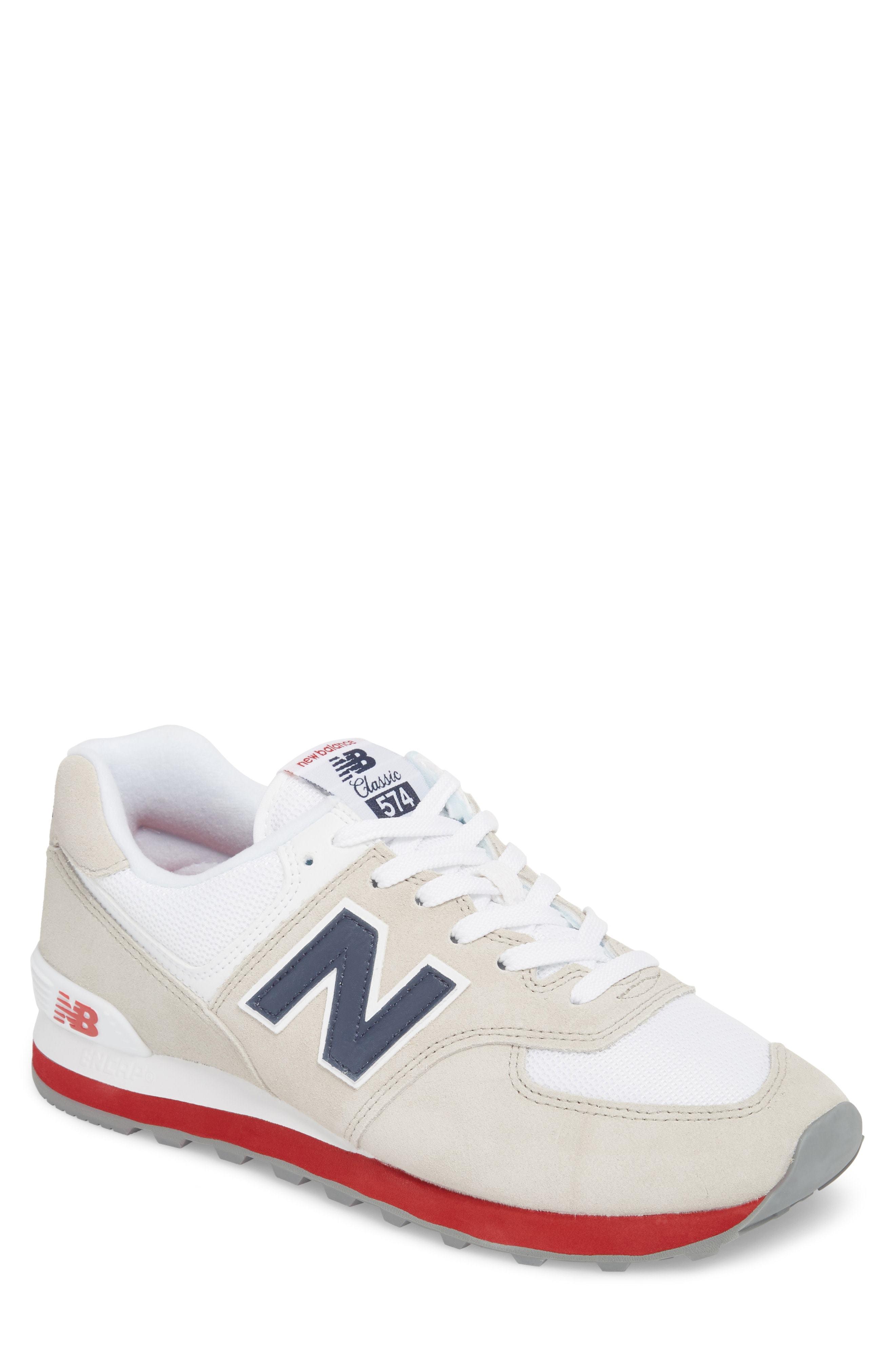 New Balance 574 Retro Surf Sneaker, $47