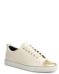 Lanvin Cap Toe Sneaker