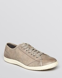 John varvatos star usa hattan low top sneakers medium 178946