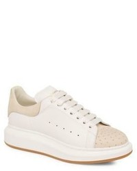 Alexander McQueen Low Top Platform Sneakers