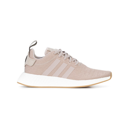 best service 09009 6ba8e ... Beige Low Top Sneakers adidas Originals Nmd R2 Sneakers ...