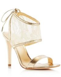 Daza ankle wrap high heel sandals medium 515444