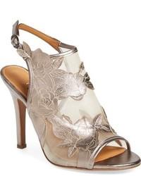 Nadina mesh slingback sandal medium 515443