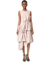 Midi dress with ties medium 835047