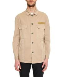 Golden Goose Deluxe Brand Military Jacket
