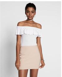 Fitted mini skirt medium 5026597