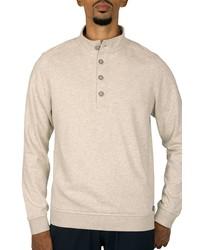 Cutter & Buck Saturday Mock Neck Sweater