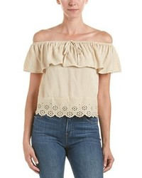 Lunik Off The Shoulder Top